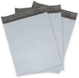 100 Ct 24x24 Extra Large Self seal Poly Mailers Tear proof Water resistant