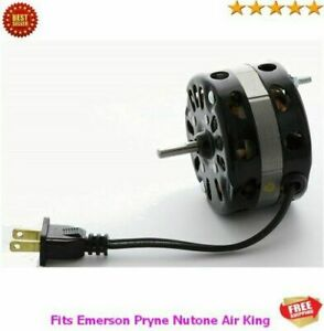 3 3 Exhaust Fan Motor Bathroom Kitchen Vent Fits Emerson Pryne Nutone Air King