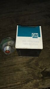 Nos Gm Transmission Speedometer Housing And Cable