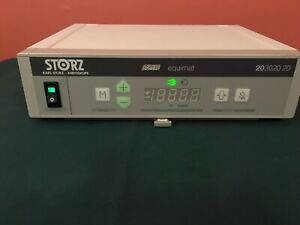 Karl Storz Endoskope 203020 20 Scb Equimat Used In Good Condition