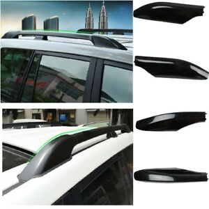 New For Toyota 4runner N210 2003 2009 Roof Rack Rail End Cover Shell Replacement