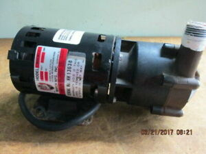 March Mdx mt 3 Drive Pump 1 25hp 115v 3500rpm_must Go_clearance