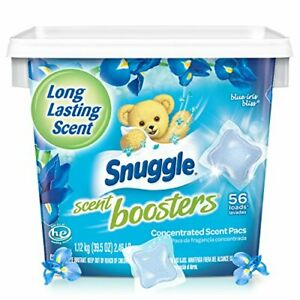 Snuggle Laundry Scent Boosters Concentrated Pacs 56 Count pack Of 1