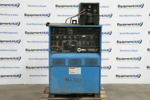 Miller Syncrowave 350 Ac dc Tig Welder Power Source W Coolmate 3