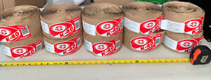 10 Rolls huge Lot Orcon Carpet Seaming Tape Orcon K 40 12044 new