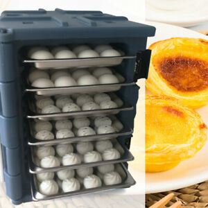 90l Insulated Catering Hot Cold Chafing Dish Food Pan Carrier Box Commercial New