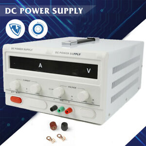0 500v 0 5a Variable Digital Regulated Dc Switching Power Supply Adjustable