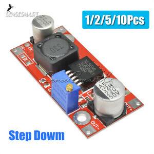Lot 1 10pc Xl6009 Adjustable Step Up Boost Power Converter Module Replace Lm2577
