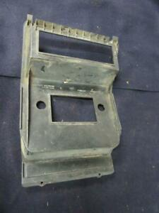 Used 1980 1986 Ford Bronco Truck Dash Panel Radio Ac Trim Bezel E0tb 10045a98