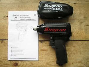 Snap On Air Pneumatic Impact Wrench New Old Stock 95th Anniversary