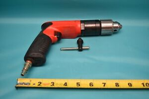 Used Sioux Tools Pistol Grip Drill Sdp10p4n4