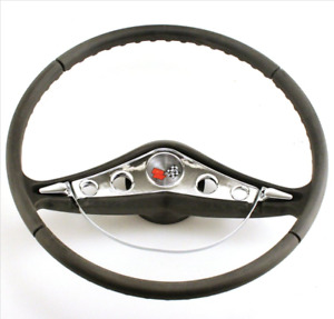 1958 60 Chevy Impala Bare Steering Wheel 15 Aftermarket Or Original Column