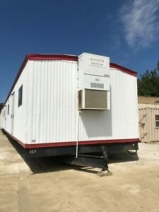 Reduced Used 2006 14 X 64 Mobile Office Trailer S 5571 Houston Tx