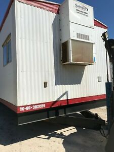 Reduced Used 2006 12 X 60 Mobile Office Trailer S 302089 Houston Tx