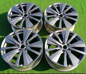 Factory Nissan Altima 19 Inch Wheels New 2020 Genuine Oem Maxima Nismo Set Of 4