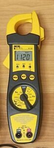 3 New Ideal Electrical Testers Bundle 4in1 Clamp Meter 3 Phase Multimeter 1
