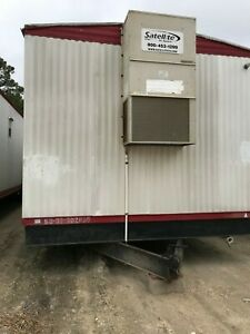 Reduced Used 2007 12 X 60 Mobile Office Trailer S 302839 Houston Tx