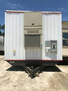 Reduced Used 2008 12 X 60 Mobile Office Trailer S 303001 Houston Tx