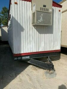 Used 2007 8 X 36 Doublewide Office Trailer S 302860 Houston Tx