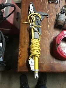Hastings Model 4187 Emergency universal Wire Cutter Used No Rope