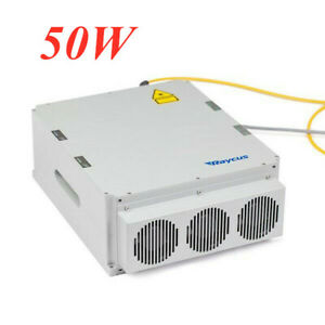 50w Raycus Laser Source Q switched Pulse 1064nm For Fiber Laser Marker