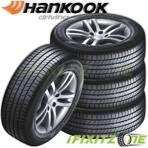4 Hankook Kinergy St H735 175 70r14 84t All Season Performance 70 000 Mile Tires