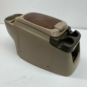2000 2005 Oem Ford Super Duty Excursion F250 F350 Center Console Armrest S6357