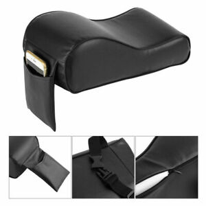 Universal Auto Car Armrest Box Mat Pu Leather Console Pad Liner Cushion Cover Us