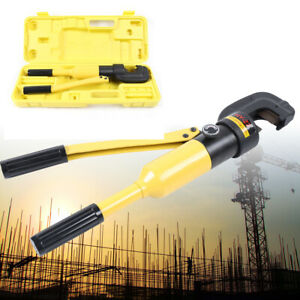 Hydraulic Rebar Cutter Steel Bolt Chain Cut Tool 22mm Hy 22 Portable Handheld