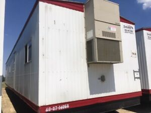 Used 2007 12x60 Office Trailer Modular Building Sn 14068 Chicago Il