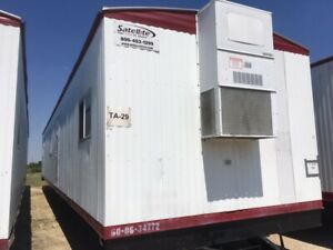 Used 2006 12x60 Mobile Office Trailer Modular Building Sn 34772 Chicago Il