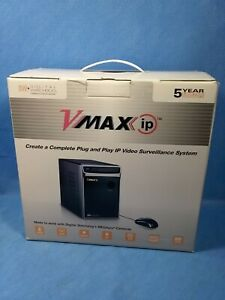 1 Digital Watchdog Dw vip44t 4 Channel Vpmax Ip Nvr 4tb Skbawa s022 mr