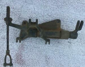 1932 1930 s Ford Model A Brake Regulator Linkage Assembly Original Part