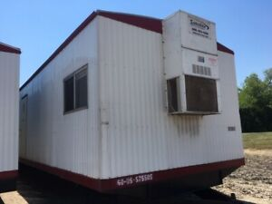 Used 2005 12x60 Mobile Office Trailer Modular Building Sn 575505 Chicago Il