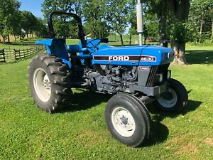 Ford New Holland 4630 Tractor