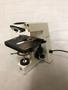 Zeiss Standard 25 Microscope Stand Stage Light