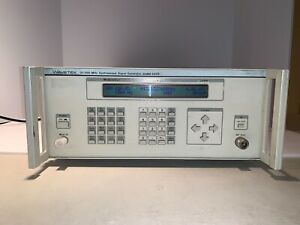 Wavetek 2405a Synthesized Signal Generator 01 550 Mhz