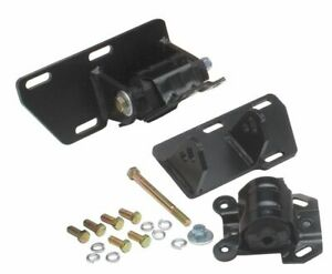 9906 Trans Dapt Performance Chevy 283 350 Into S10 S15 2wd Motor Mount Kit