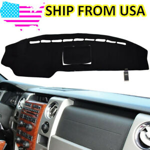 Dash Cover Mat Dashmat Dashboard For Ford F150 2009 2014 2010 2011 2012 2013