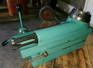New Old Stock 6 position Turret Tailstock Attachment For Southbend Lathe Etc