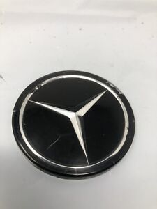 Mercedes benz Steering Wheel Center Tab Emblem Star 107 116 380 450 Sl Sel Slc