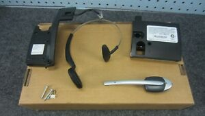 Mitel Cordless Wireless Dect Headset Module Bundle Part 50005712 10 In Stock