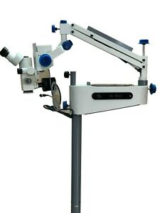 Dr onic Ophthalmic Surgical Operating Microscope 3 Step 90 Degree 110 240v