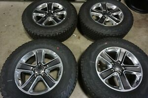 4 18 Jeep Wrangler Jl Factory Oem Wheels Rims Tires Jk Gladiator 9221