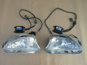 Tube S300604 0117 Toyota Estima Aeras Acr50 55 Genuine Fog Lights Piaa Kit Hid
