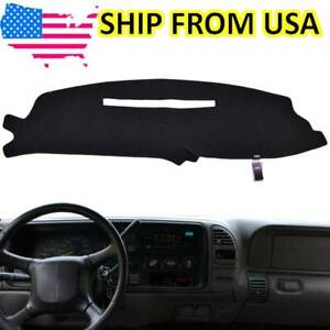 Dashmat Dash Mat Dashboard Cover For Chevy Silverado C1500 C2500 C3500 97 98