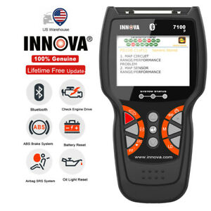 Innova Obd2 Diagnostic Tool Scanner Auto Abs Srs Oil Reset Engine Code Reader