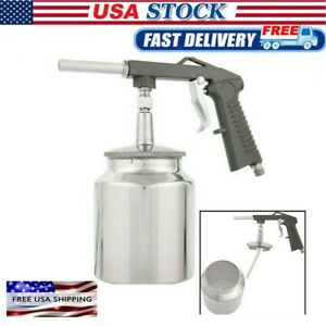 Undercoat Spray Gun With Suction Cup Auto Undercoa Ting Truck Bed Liner Coating
