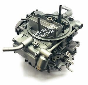 1983 1984 Ford Mustang Remanufactured Holley 4 Barrel Carburetor 302 Engine