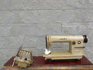 Industrial Sewing Machine Juki 555 light Leather